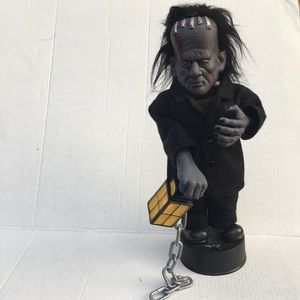 Vintage Telco animated Frankenstein 17""